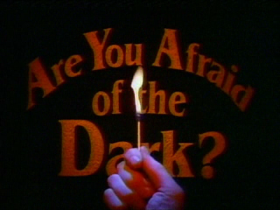 I am deathly afraid of the dark, and still can't watch this show before bedtime.