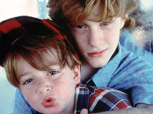 I love me some Pete & Pete. I still find this to be a brilliantly written show.